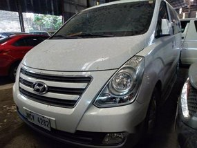 White Hyundai Grand Starex 2016 at 37000 km for sale