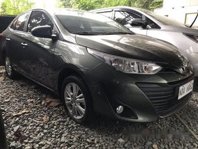 Green Toyota Vios 2019 Manual Gasoline for sale
