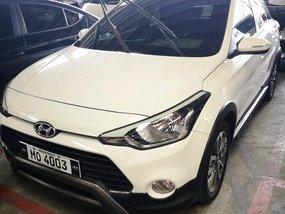 Selling White Hyundai I20 2015 Hatchback Manual Gasoline