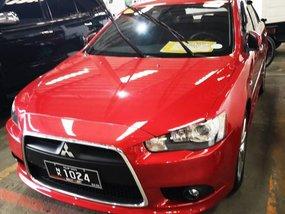 Sell Red 2015 Mitsubishi Lancer in Manila