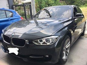 Grey Bmw 320D 2016 at 6000 km for sale
