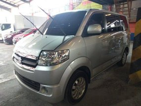 Selling Silver Suzuki Apv 2017 in Quezon City