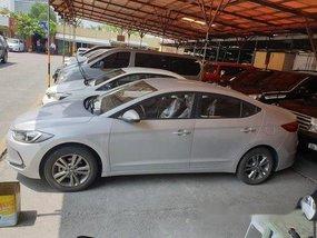 Selling Silver Hyundai Elantra 2016 in Pasig