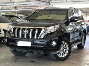 Selling Toyota Land Cruiser Prado 2017 Automatic Gasoline at 42000 km