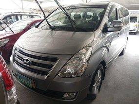 Sell Silver 2013 Hyundai Grand Starex in Las Pinas