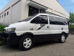 White Hyundai Starex 2006 Manual Diesel for sale