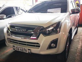 Sell White 2016 Isuzu D-Max Truck in Manila