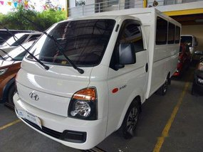 White Hyundai H-100 2017 for sale in Quezon City