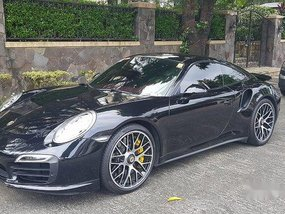 Selling Black Porsche 911 2015 Automatic Gasoline