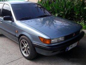 Mitsubishi Lancer 1989 Manual Gasoline for sale