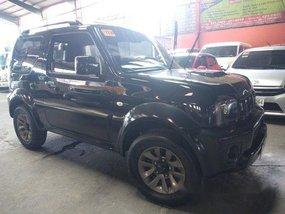 Selling Black Suzuki Jimny 2017 in Quezon City