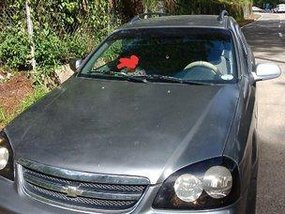 Sell Grey 2007 Chevrolet Optra at 127000 km