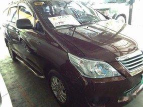 Selling Brown Toyota Innova 2014 in Marikina