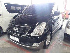 Selling Black Hyundai Grand Starex 2018 in Quezon City