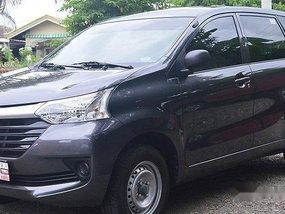 Grey Toyota Avanza 2017 for sale in Laoag