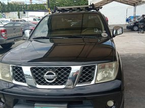 Selling 2nd Hand Nissan Frontier Navara 2009 Truck in Palawan