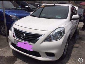 Sell White 2015 Nissan Almera Automatic in Binan