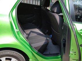 Green Mazda 2 2013 Hatchback Automatic Gasoline for sale