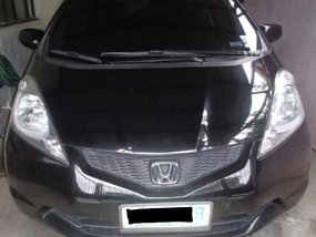 Selling Black Honda Jazz 2010 Hatchback Manual Gasoline