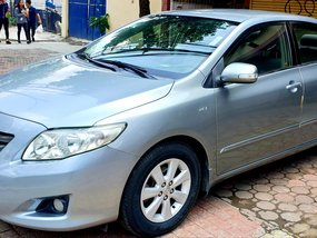 Sell Used 2010 Toyota Altis Automatic Gasoline