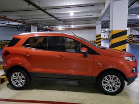 Orange 2016 Ford Ecosport for sale in Makati