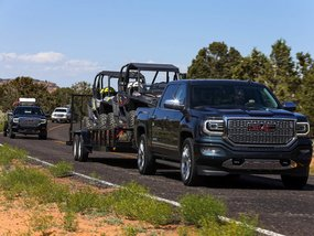 6 key things to remember when driving a towing car