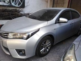 Used 2015 Toyota Altis at 80000 km for sale