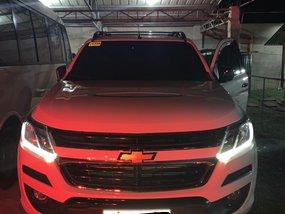 White 2019 Chevrolet Colorado for sale in Metro Manila
