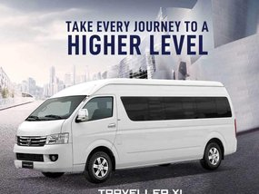 Brand New Foton Traveller XL for sale in Pasig [98K All-in]