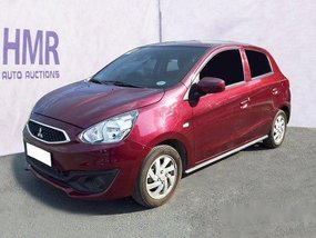 Sell Red 2018 Mitsubishi Mirage at 10734 km