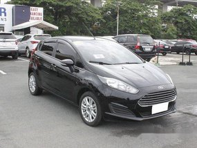 Selling Black Ford Fiesta 2017 in Parañaque