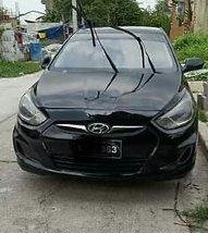 Black Hyundai Accent 2012 for sale in Taguig