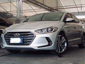 Sell Silver 2016 Hyundai Elantra at 21000 km