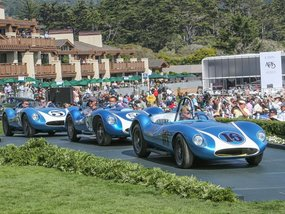 The top 10 cars of the 69th Annual Pebble Beach Concours d'Elegance