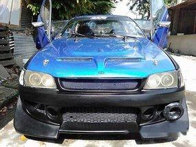 Blue Toyota Corona 1995 Manual Gasoline for sale