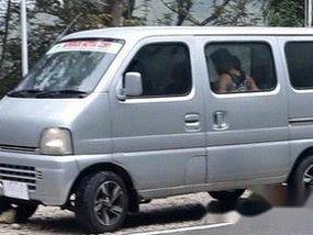 Silver Suzuki Multi-Cab 2012 Automatic Gasoline for sale