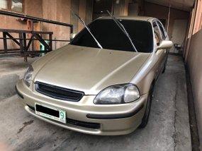 Sell 1996 Honda Civic Manual Gasoline at 190000 km