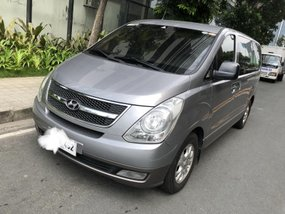 2nd Hand Hyundai Grand Starex 2012 for sale in Manila