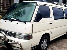 Sell 2nd Hand 2008 Nissan Urvan Escapade at 92000 km
