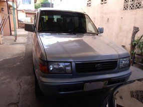 Silver 1999 Toyota Revo Automatic Gasoline for sale