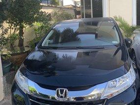 Selling Black Honda Odyssey 2016 at 12000 km