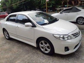 Toyota Corolla Altis 2012 for sale in Mandaluyong