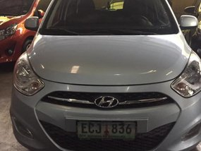 2012 Hyundai I10 for sale in Quezon City