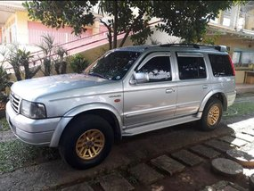 Selling Used Ford Everest 2006 at 140000 km
