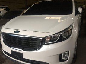 Sell Used 2016 Kia Carnival at 55000 km in Metro Manila
