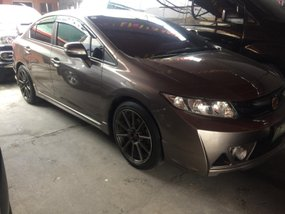 Sell Used 2013 Honda Civic at 85000 km in Las Pinas