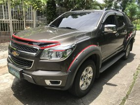 Sell 2nd Hand 2013 Chevrolet Colorado in Las Pinas