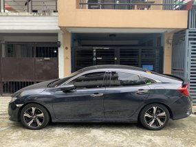 Selling 2nd Hand Honda Civic 2016 Automatic in Quezon City