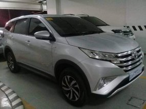 Silver Toyota Rush 2018 at 11200 km for sale