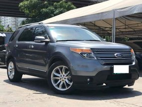 Sell Used 2013 Ford Explorer at 63000 km in Makati